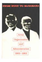 From Root to Mcnamara - Jr. James E. Hewes (ISBN 9781506091822)