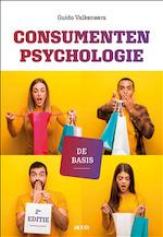 Consumentenpsychologie - Guido Valkeneers (ISBN 9789463792516)