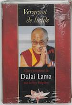 Vergroot de liefde - Dalai Lama, Amp, J. Hopkins (ISBN 9789022543504)