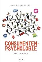 Handboek consumentenpsychologie - Guido Valkeneers (ISBN 9789033497964)