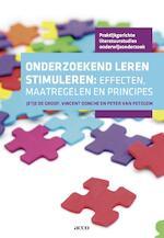 Onderzoekend leren stimuleren - Jetje De Groof (ISBN 9789033497346)
