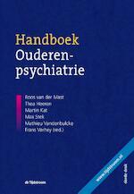 Handboek ouderenpsychiatrie + CD-ROM - Dorly Deeg, Dieter Boswijk, Dirk Engberts, Rudi Westendorp (ISBN 9789058981721)