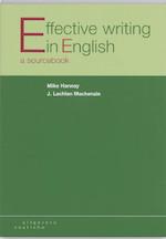 Effective writing in English - M. Hannay (ISBN 9789062833269)