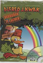 Alfred Jodocus Kwak - Verboden te lachen + DVD - Herman van Veen (ISBN 9789056721190)