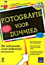 Fotografie voor dummies - Russell Hart, Fontline (ISBN 9789067899697)