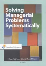 Solving Managerial Problems Systematically