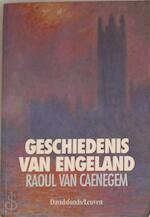 Geschiedenis van Engeland - Raoul C. Van Caenegem (ISBN 9789061527039)