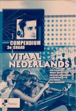Vitaal Nederlands / Compendium 3de graad - Sleeuwaert (ISBN 9789030189077)