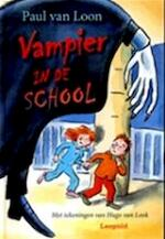 Vampier in de school - Paul van Loon (ISBN 9789066922624)