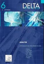 Delta 6 Analyse - Integralen van Veeltermfuncties 3 uur (incl. cd-rom) - P. e.a. Gevers (ISBN 9789030185024)
