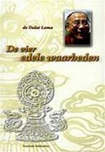 De vier edele waarheden - Dalai Lama (ISBN 9789074815161)