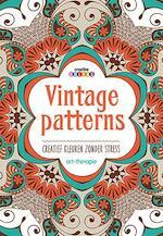 Kleurboek vintage patterns