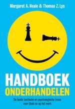 Handboek onderhandelen - Margaret A. Neale (ISBN 9789491845574)