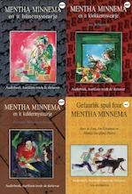 Mentha Minnema mystearjes searje 1 - Riemkje Hoogland-Pitstra, Anny de Jong, Jan Schotanus (ISBN 9789461496089)