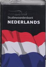 Van Dale Studiewoordenboek Nederlands - Unknown (ISBN 9789066482425)