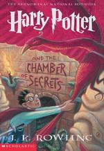 Harry Potter and the Chamber of Secrets - J. K. Rowling (ISBN 9780439064873)