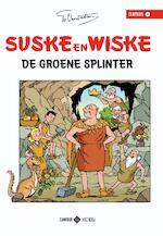 04 De groene splinter - Willy Vandersteen (ISBN 9789002263354)