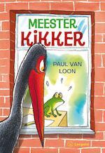 Meester Kikker - Paul van Loon, Paul van van Loon (ISBN 9789025875336)