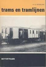 Motortrams - Hesselink (ISBN 9789060077627)