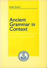 Ancient grammar in context