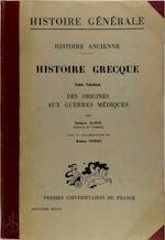 Histoire grecque - Robert Cohen, Gustave Glotz, Pierre Roussel