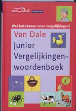 Van Dale Junior vergelijkingenwoordenboek - Ton den Boon (ISBN 9789066480865)