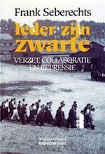 Ieder zijn zwarte - Frank Seberechts (ISBN 9789061528395)