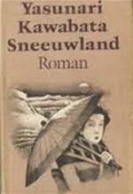 Sneeuwland - Yasunari Kawabata (ISBN 9789029011112)