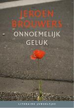 Onnoemelijk geluk 10 ex. - Jeroen Brouwers