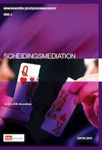 Scheidingsmediation - LHM Zonnenberg (ISBN 9789012385190)