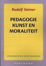 Pedagogie, kunst en moraliteit - Rudolf Steiner (ISBN 9789490455316)