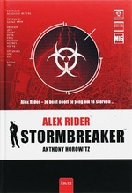 Alex Rider / 001 Stormbreaker - Anthony Horowitz (ISBN 9789050164894)