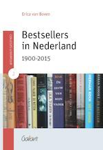 Bestsellers in Nederland 1900-2015 - Erica van Boven (ISBN 9789044132885)
