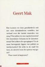 Gedoemd tot kwetsbaarheid - Geert Mak (ISBN 9789045013824)