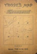 Troye's Map of the Transvaal - G.A. Troye