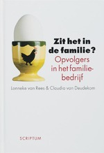 Het zit in de familie - L. van Rees, C. van Deudekom (ISBN 9789055944859)