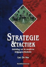 Strategie en tactiek - Luc de Vos (ISBN 9789058264220)