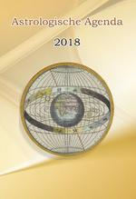 Astrologische Agenda 2018 gebonden - Martien Hermes, Helen Vos, Oscar Hofman (ISBN 9789463318044)