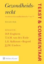 Gezondheidsrecht (ISBN 9789013142655)