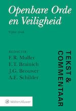 Openbare Orde en Veiligheid (ISBN 9789013143072)