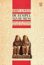 De tempel van de mens - John A. West, Gerard Grasman (ISBN 9789062290154)