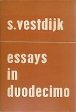 Essays in duodecimo - Simon Vestdijk