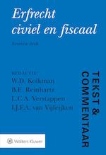 Tekst & Commentaar Erfrecht civiel en fiscaal (ISBN 9789013149364)