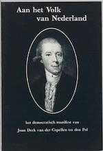 Aan het volk van Nederland - Joan Derk van der Capellen tot den Pol (ISBN 9789062623617)