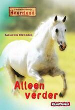 Alleen verder - Lauren Brooke (ISBN 9789020632316)
