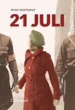 21 juli - Anne Charlotte Voorhoeve (ISBN 9789026601910)