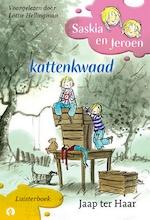 Saskia en Jeroen - Kattenkwaad - Jaap ter Haar (ISBN 9789462531826)