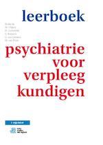 Leerboek psychiatrie voor verpleegkundigen (ISBN 9789036813112)