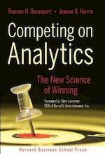 Competing on analytics - Thomas H. Davenport, Jeanne G. Harris (ISBN 9781422103326)