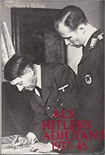 Als Hitlers Adjutant - Nicolaus v. Below (ISBN 3775809988)